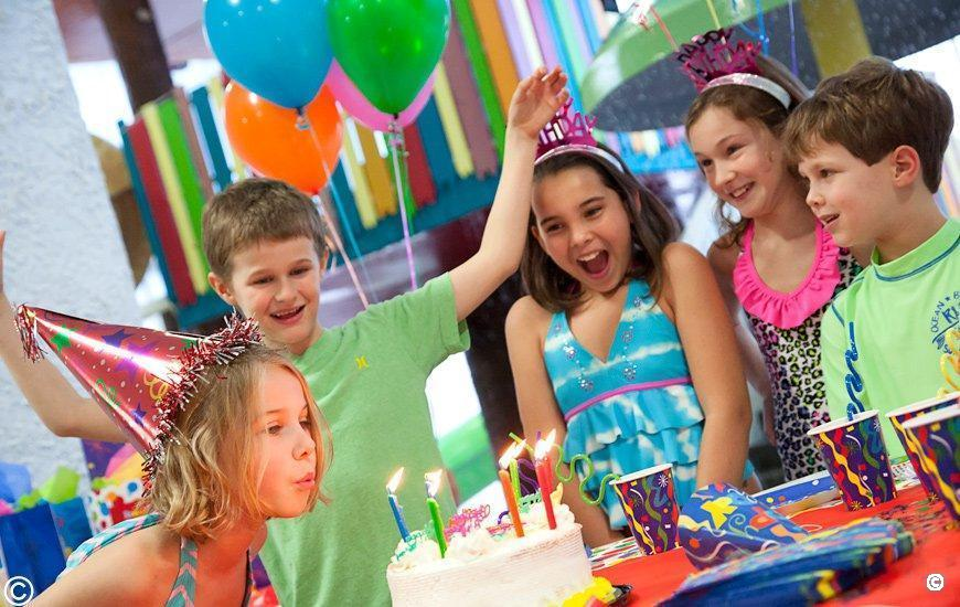 Birthday Parties at Crown Reef image thumbnail