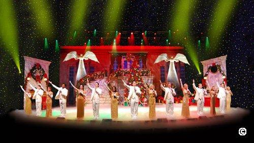 celebrate christmas at the alabama theatre