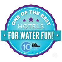 One of the Best hotels of Water Fun - USA Today