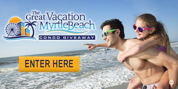 Great Vacation Myrtle Beach Condo Giveaway
